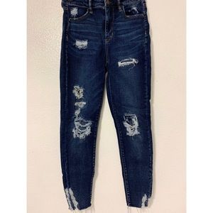 American Eagle Jeans High Rise